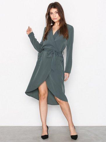 Object Collectors Item - OBJNELL L/S LONG DRESS