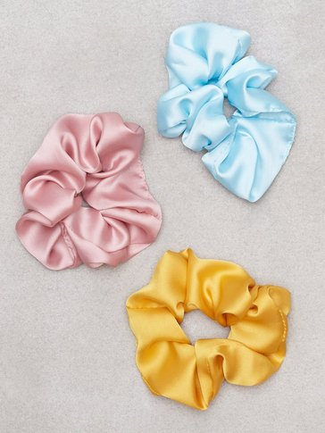 Vero Moda - VMKELLY SCRUNCHIE 3-PACK