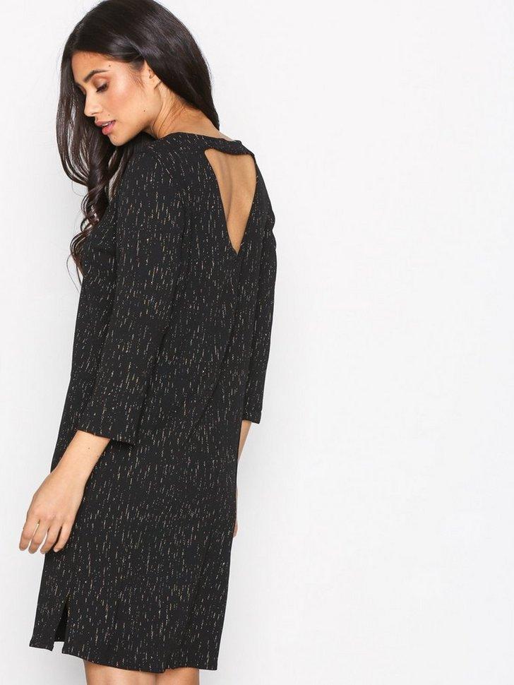 Festkjole VMBALI FOIL V NECK 3 4 SHORT DRESS festtøj