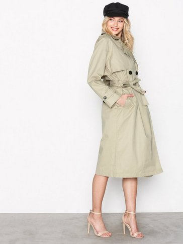 Selected Femme - SFWEEK LS TRENCHCOAT H