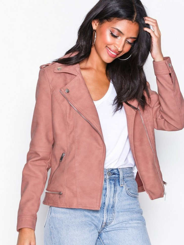Nelly.com SE - VMWORLD SHORT FAUX LEATHER JACKET C 499.00
