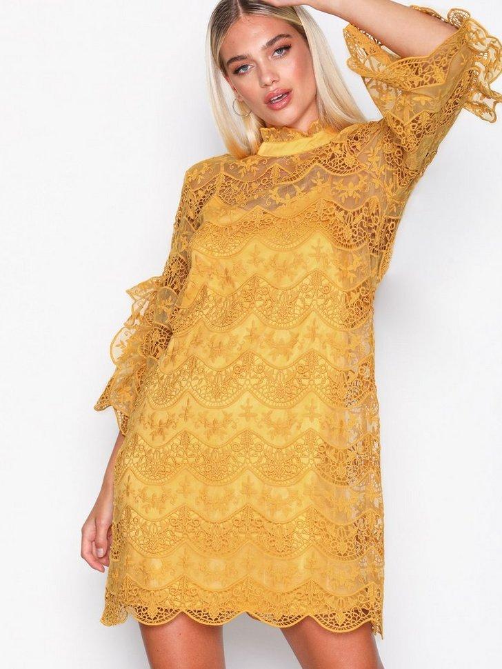 YASDIADORA 3 4 DRESS DAS køb festkjole