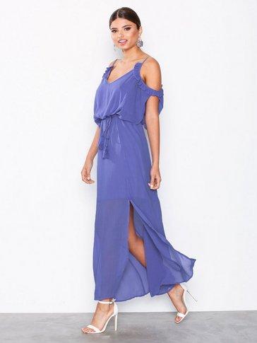 YAS - YASFRILLA STRAP DRESS