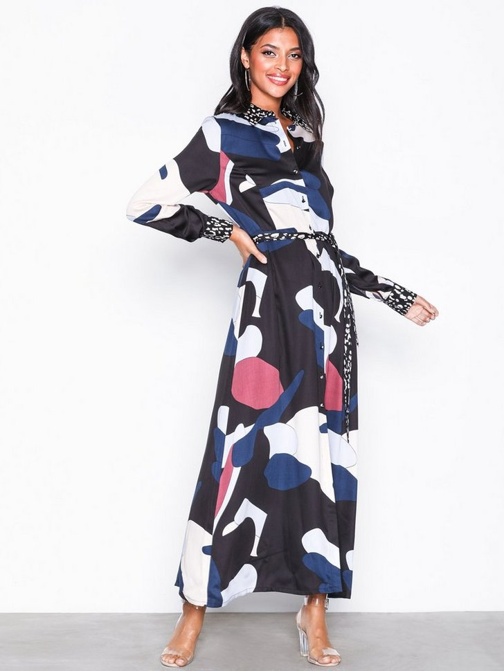 Nelly.com SE - SLFLILLA LS MAXI SHIRT DRESS B 1499.00