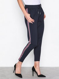 b6395c1c4e446 Onlpoptrash Easy Sport Pant Noos - Only - Dark Blue - Pants   Shorts -  Clothing - Women - Nelly.com