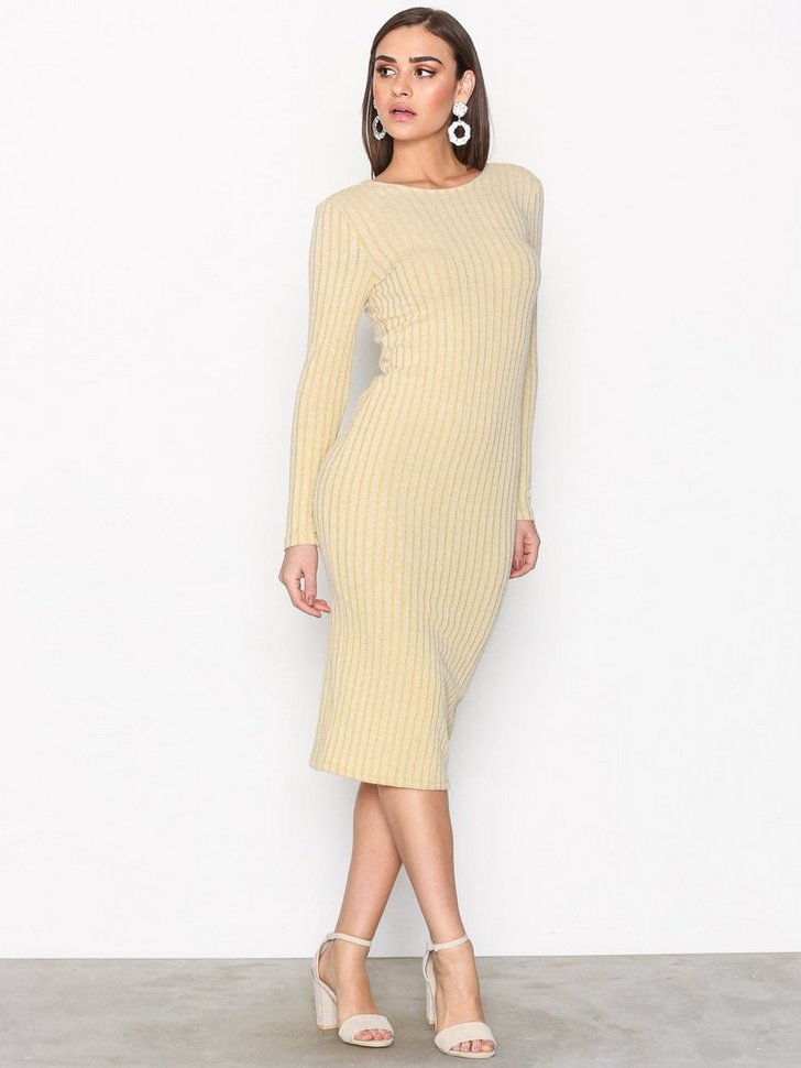 Nelly.com SE - SFEDEN LS RIB DRESS 359.00 (599.00)