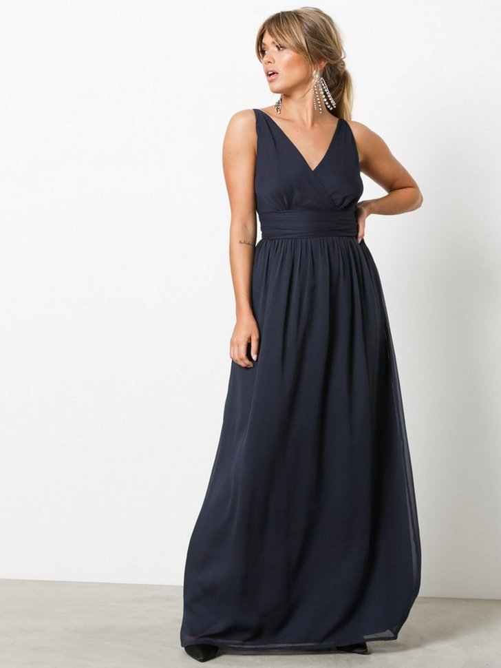 Festkjole VMJOSEPHINE SL MAXI DRESS festtøj