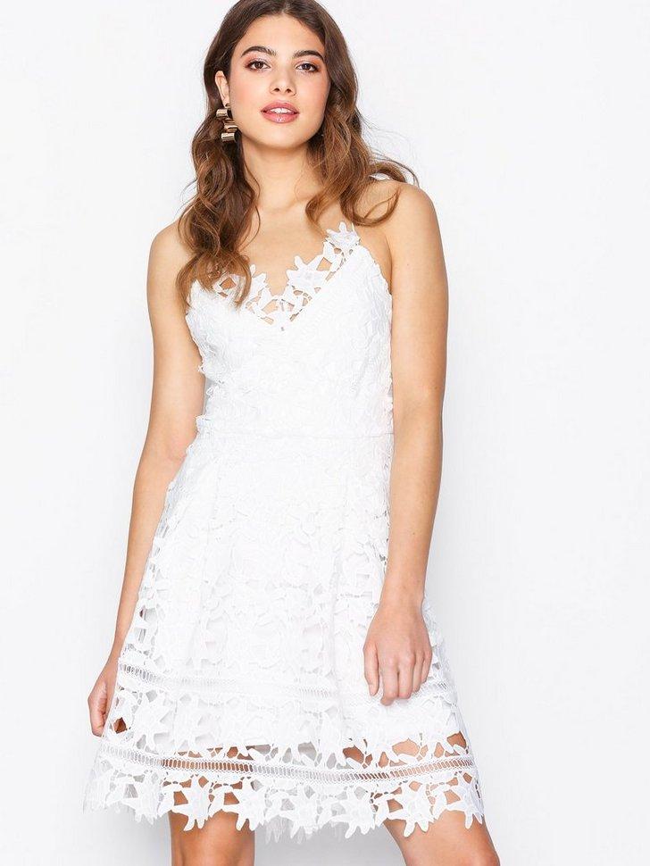 VICLARNA STRAP DRESS køb festkjole