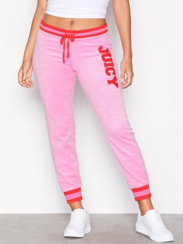 Juicy Couture - JUICY BOUCLE MICROTERRY ZUMA PANT