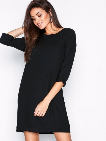 Vero Moda - VMGABBY 3/4 SHORT SOLID DRESS NOOS