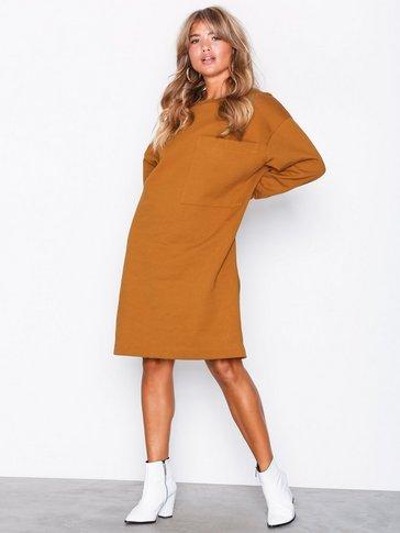 Selected Femme - SLFALEXANDRA LS SWEAT DRESS W