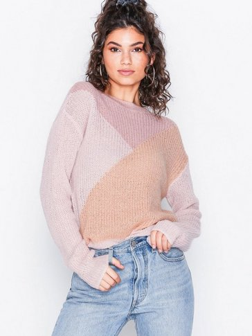 Pieces - PCFRIKKA LS WOOL KNIT