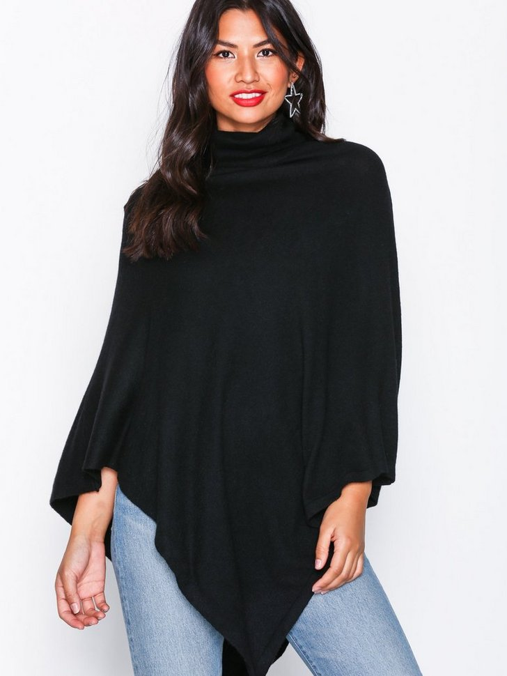 Nelly.com SE - PCFEELS WOOL PONCHO 298.00