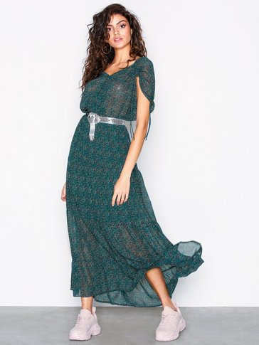 Object Collectors Item - OBJCASEY S/L LONG DRESS A PA