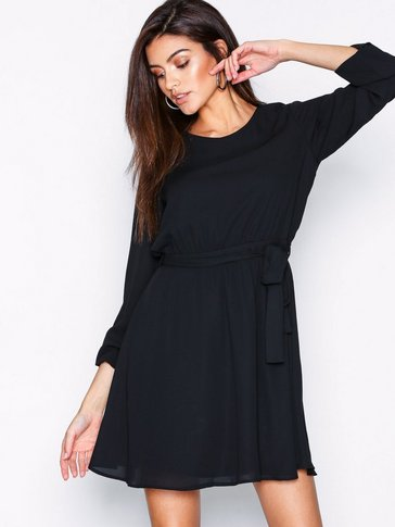 VILA - VILUCY L/S DRESS-NOOS