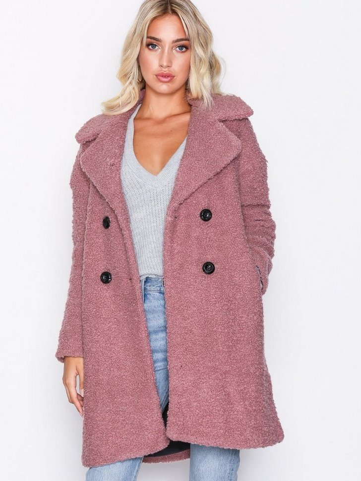 Nelly.com SE - onlPALOMA BOUCLE LONG WOOL COAT OTW 899.00