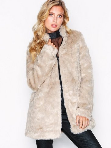 Only - onlVIVA FUR COAT CC OTW