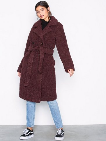 Selected Femme - SLFPALLA TEDDY COAT B