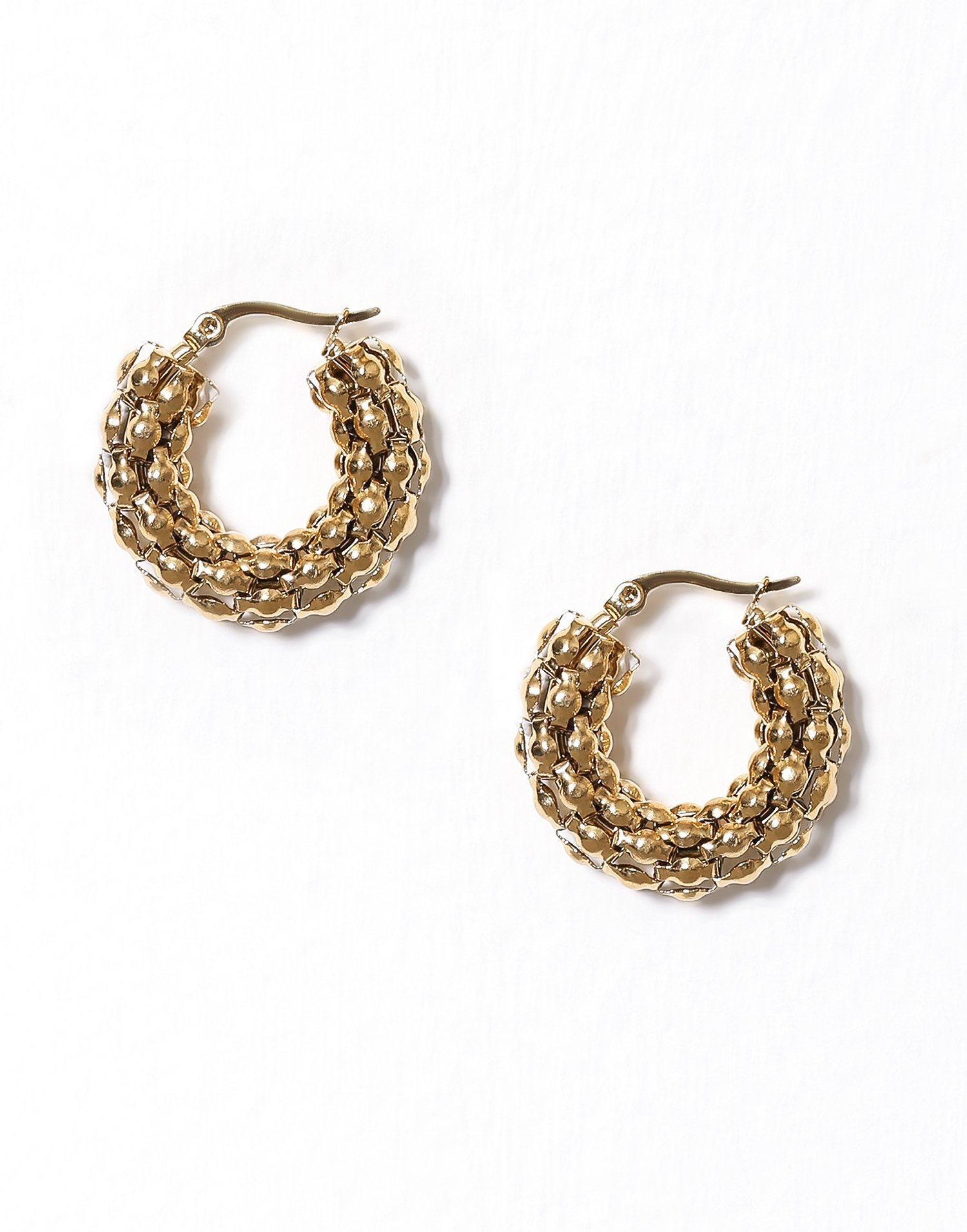 Coco Hoops by Wos