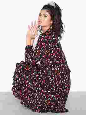 VMSABBY ZIGGA L/S SHORT DRESS FD18