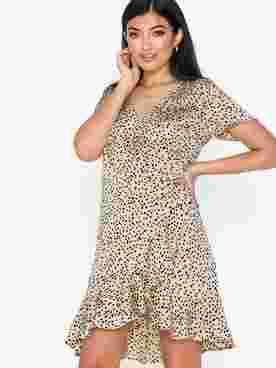 Malta Big Dot Dress