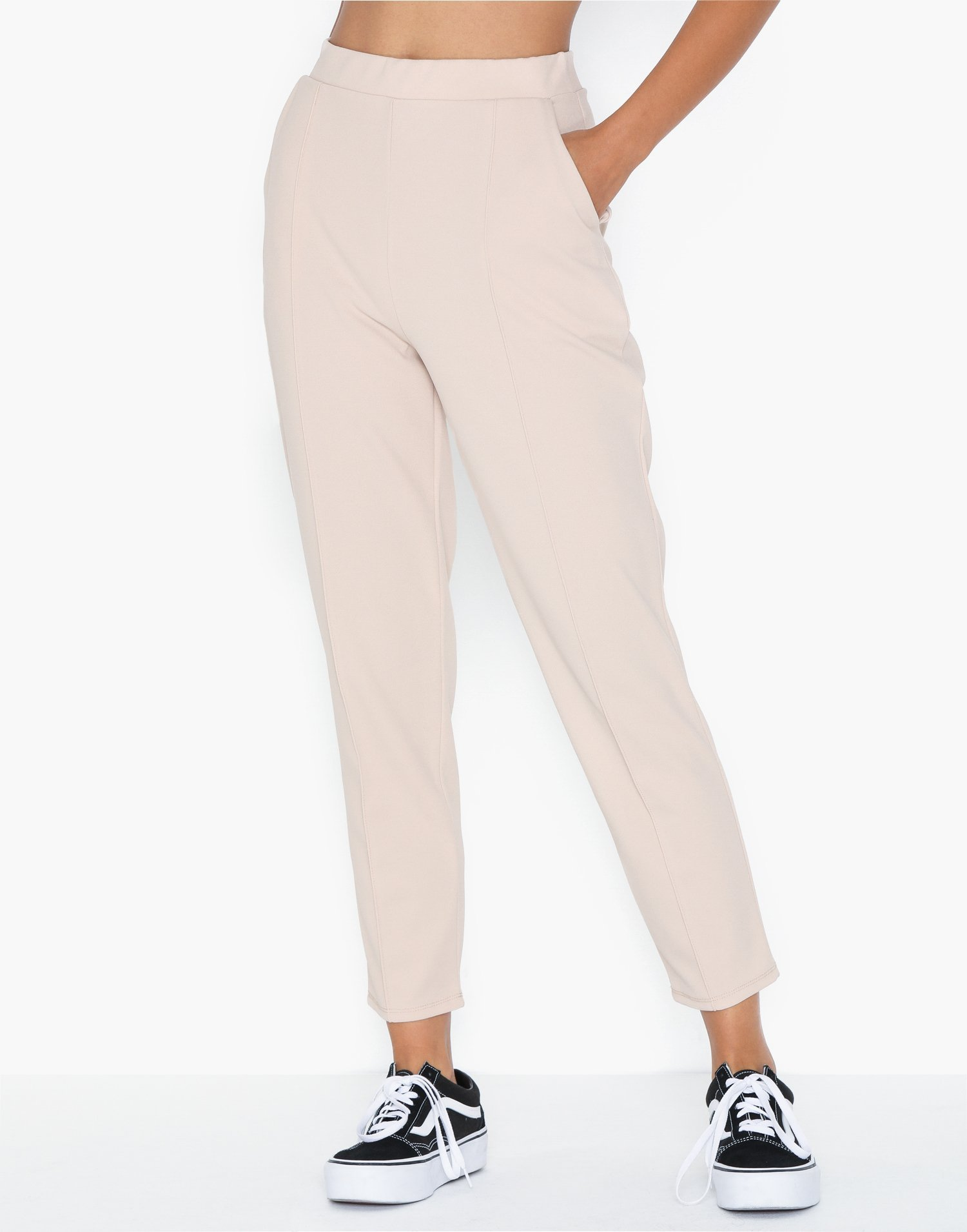 Gorgeous Crepe Pants by Nly Trend