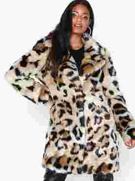 VIMONDANA FAUX FUR COAT