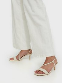 Cross Strapped Heel Sandal, NLY Shoes