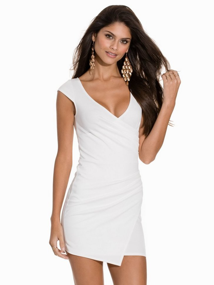 Nelly.com SE - Wrap Bodycon Dress 348.00