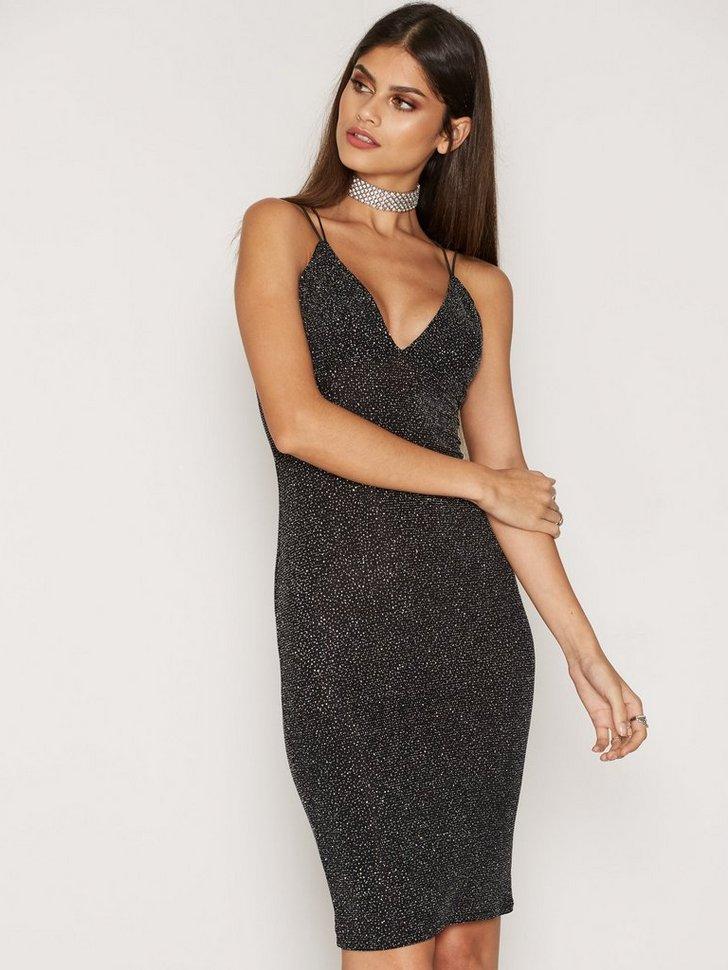 Nelly.com SE - Cross Strap Sparkle Dress 159.00 (398.00)