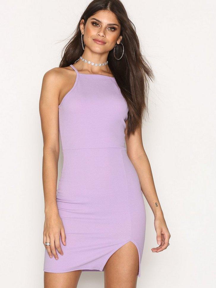 Nelly.com SE - Thigh Slit Dress 89.00 (298.00)