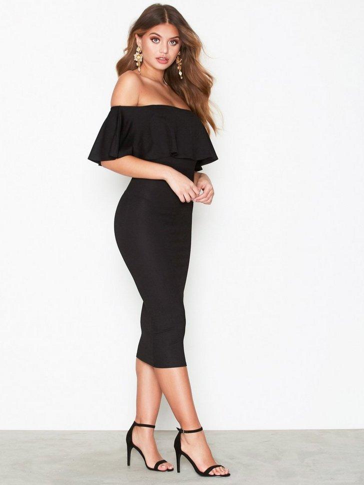 Nelly.com SE - Frill Crepe dress 348.00