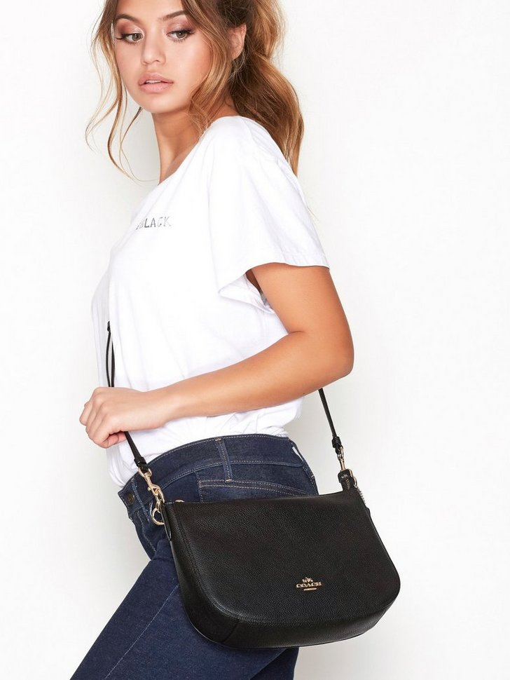 Nelly.com SE - Polished Pebble Lthr Chelsea Crossbody 2598.00