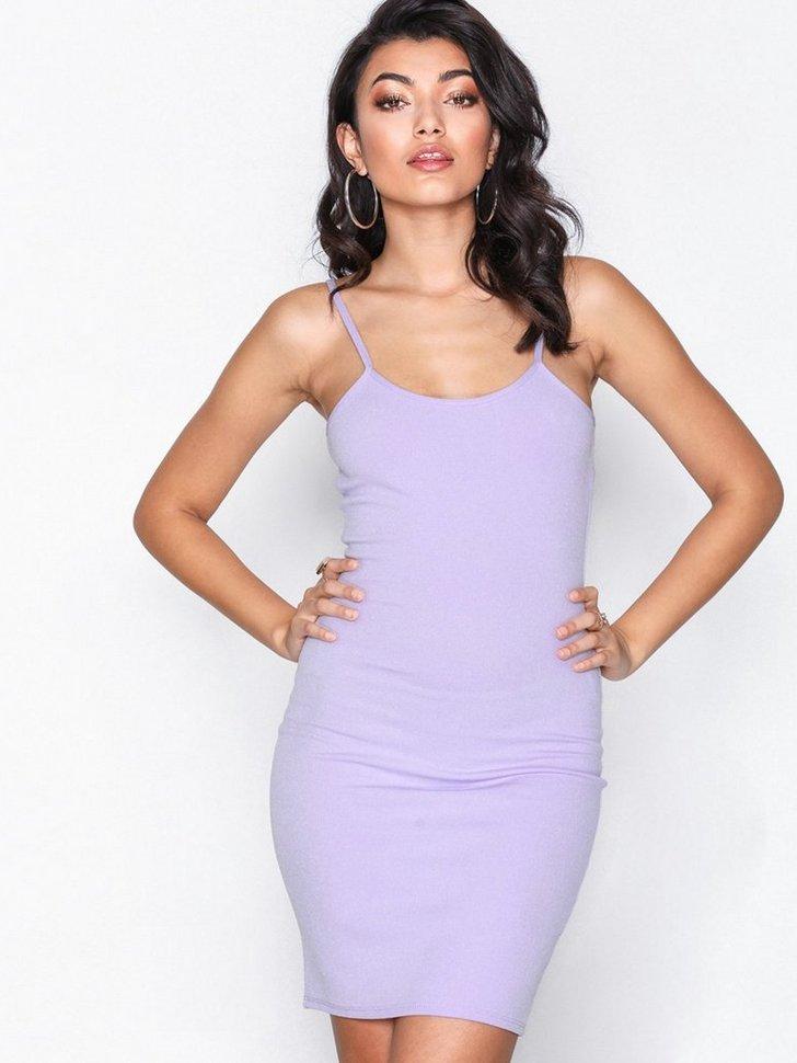 Cami Crepe Mini Dress køb festkjole