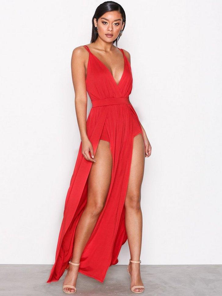 Nelly.com SE - Double Slit Maxi Dress 349.00 (498.00)