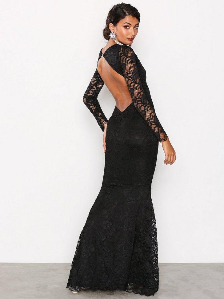 Gallakjole festkjole Faye Maxi Dress festtøj