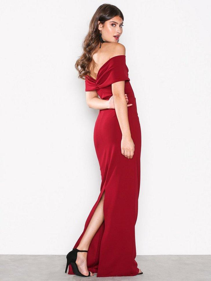 Mila Maxi Dress køb festkjole