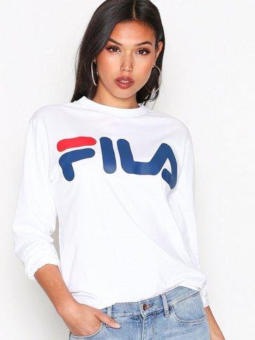 Fila - Classic Logo Long Sleeve