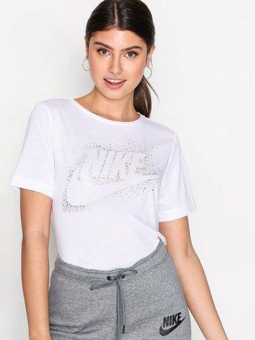 Nike - NSW Essntl Top SS Metllic