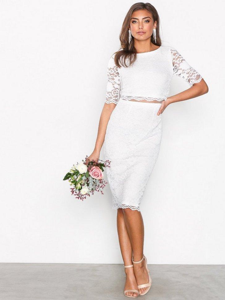 Lace Dream Bodycon Dress køb festkjole