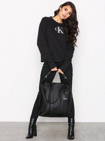 Calvin Klein - Fluid Large Shopper