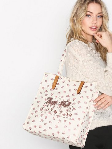 Coach - Horse And Carriage Tote