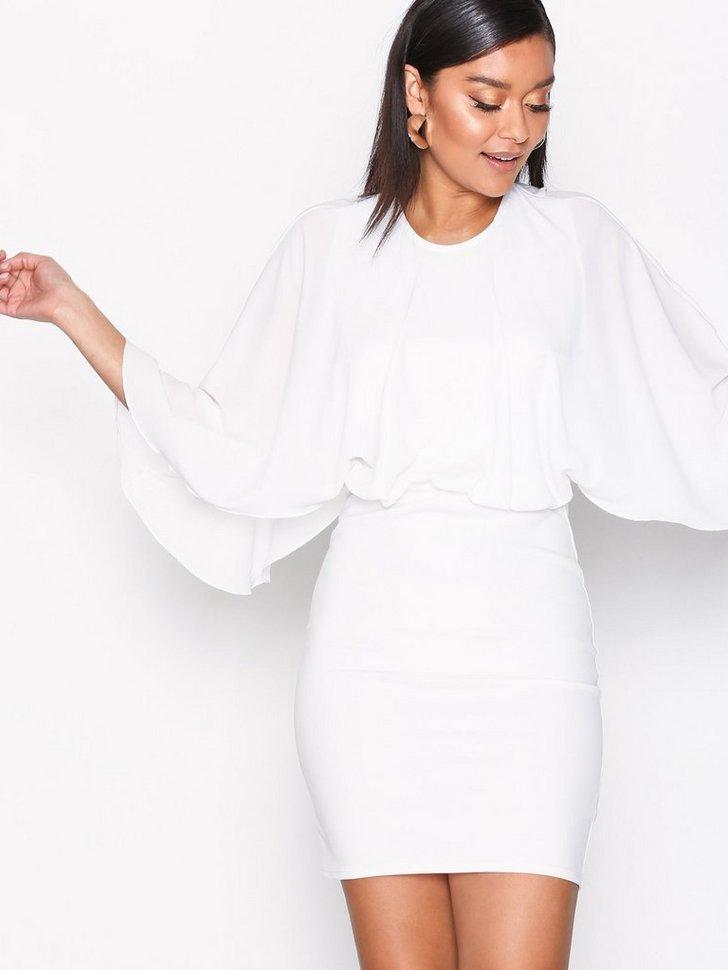 Cape Top Dress køb festkjole