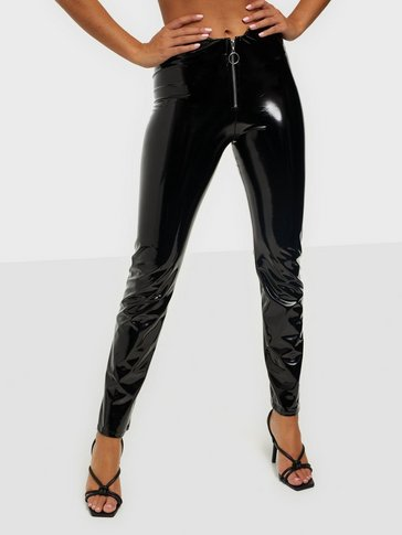 NLY One - Vinyl Leggings