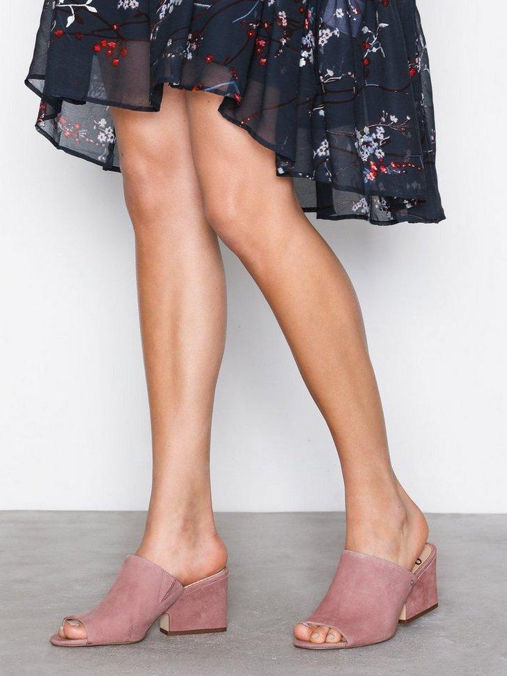 Heels Rheta Kid Suede Leather - festtøj mode