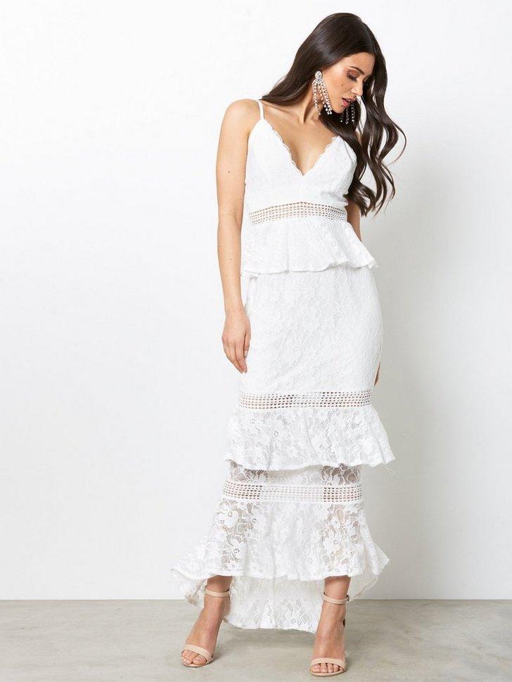Falling Tears Maxi Dress køb festkjole