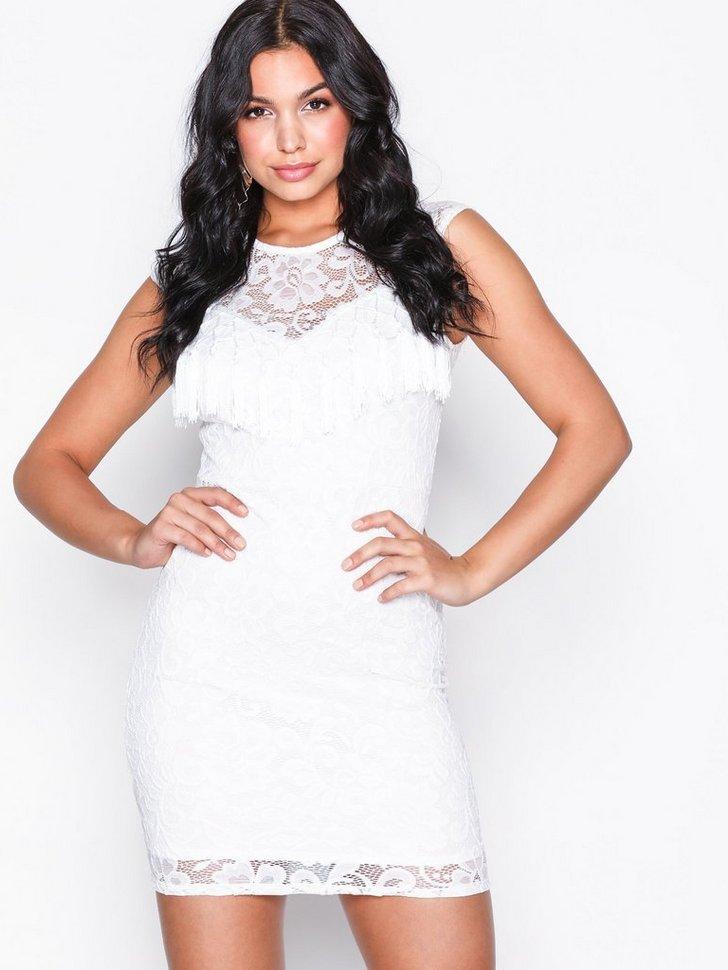 Tassel Lace Dress køb festkjole