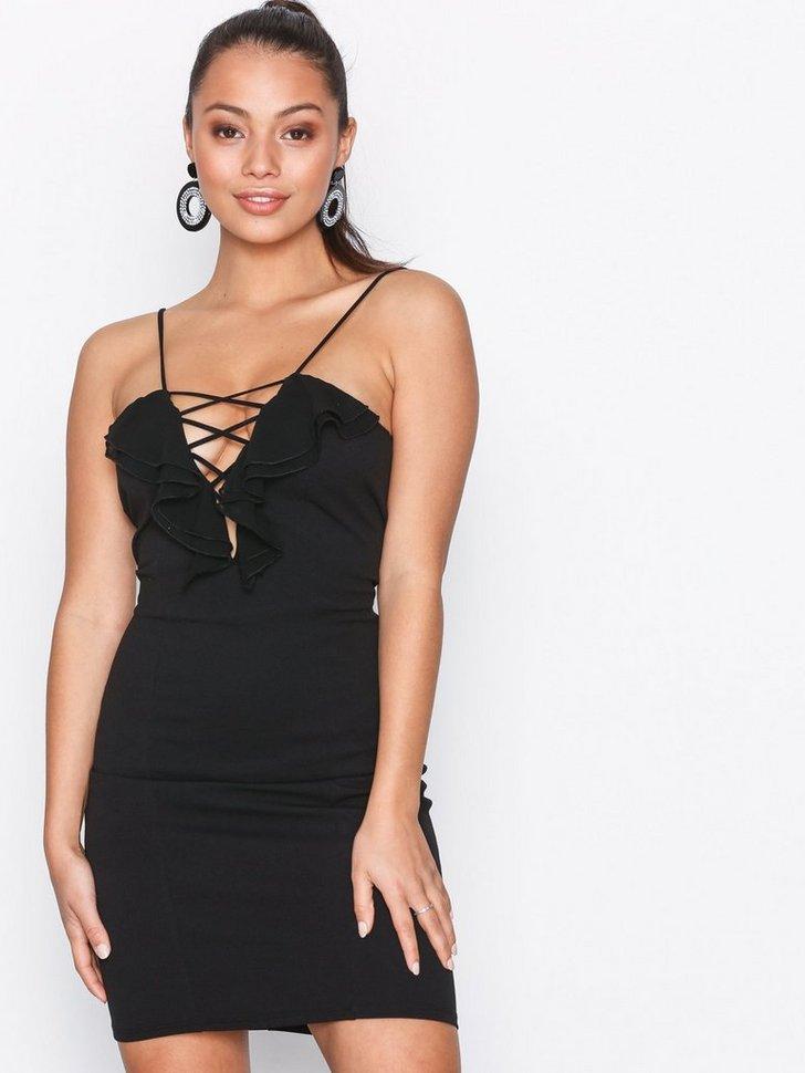 Nelly.com SE - Lacing Frill Dress 119.00 (398.00)