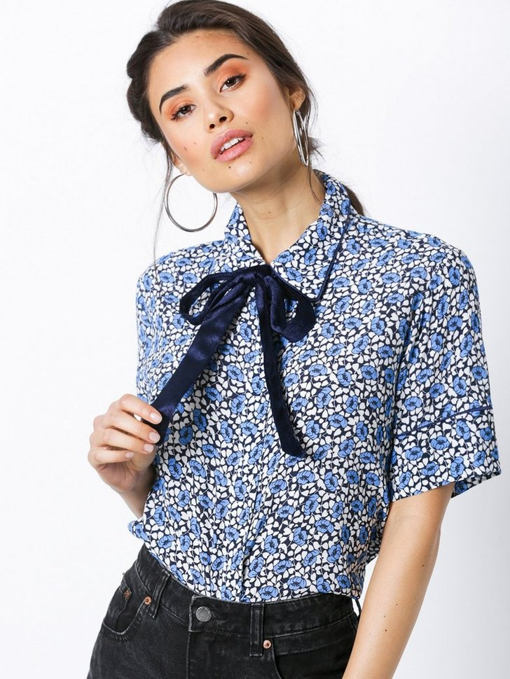 Bluser skjorter Seema shirt - festtøj mode