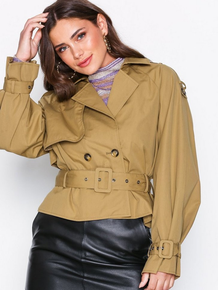 Nelly.com SE - Mira Short Trenchcoat 1998.00
